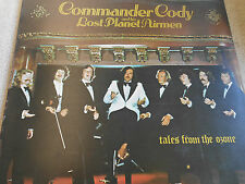 Commander Cody And his Lost Planet Airmen - Tales From The Ozone (UK LP Ex.)