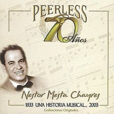 NEW - 70 Anos Peerless Una Historia Musical by Chayres, Nestor Mesta