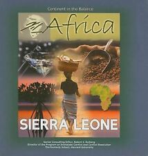 Sierre Leone (Africa: Continent in the Balance)