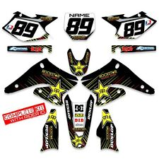 2008 HONDA CRF 450 R DIRT BIKE GRAPHICS KIT CRF450R MOTOCROSS DECO MX DECALS