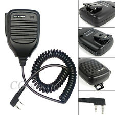PTT Speaker Mic for Baofeng UVKRA UV5RE Plus UV3R+Plus UV-B6 UV-B6 BF666s GT-3TP