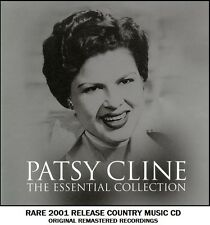 Patsy Cline - Very Best Greatest Hits Collection - RARE Country Music CD