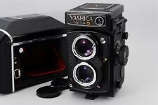 【NEAR MINT++】 Yashica Mat 124 G 6x6 TLR w/Yashinon 80mm F/3.5,Case From Japan