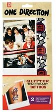 One Direction Temporary Tattoos [Unisex Accessories] Brand New Gift