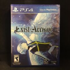 Exist Archive: The Other Side of the Sky (Sony PlayStation 4, 2016) Region Free