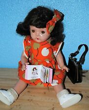 """Vintage 16"""" American Character Petite 1930 Sally doll Composition LOOK!"""