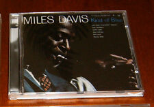 MILES DAVIS-KIND OF BLUE. 6TRK CD ALBUM