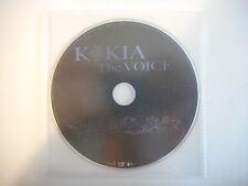 KOKIA : THE VOICE [ CD ACETATE PORT GRATUIT ]