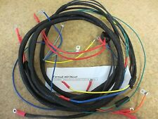 farmall 460 diesel tractor new farmall 460 diesel tractor main wiring harness serial 23291 above