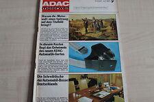 164945) DAF 55 im TEST - ADAC Motorwelt 07/1968