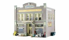 Woodland Scenics BR5022, HO Scale Harrisons Hardware - Built-&-Ready Structure