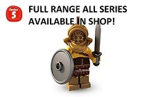 Lego minifigures gladiator series 5 (8805) unopened new factory sealed