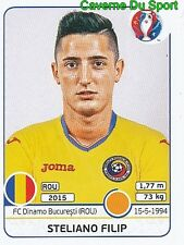 STELIANO FILIP ROMANIA DINAMO BUCURESTI.FC RARE UPDATE STICKER EURO 2016 PANINI