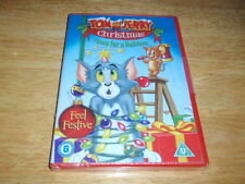 *NEW* Tom and Jerry's Christmas: Paws for A Holiday [DVD]