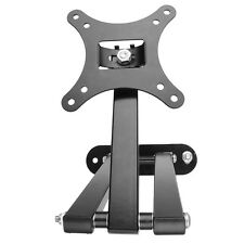 Ultra Slim Tilt Swivel TV wall mount bracket for 10-70 inch VESA 50-400mm PK