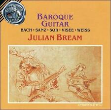 Baroque Guitar (CD, Jun-1991, RCA)