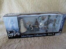 Corpse Bride McFarlane Toys Mini Figure  Set Series 2 MIB