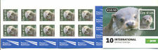 Ireland-Otters booklet mnh 2015 self-adhesive complete