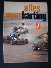 Alken Reeks #607 Book Alles over Karting, Wim Oude Weernink (Nederlands) (F1BC)
