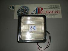 75058000 FANALE AVVISATORE (REAR LAMPS) RETROMARCIA SONORO/LUMINOSO 12V TRAILERS