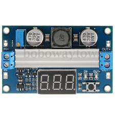DC-DC Step-up Modul Stromversorg 100W 3-35V 12V to 3.5-35V LED Voltmeter Digital