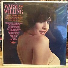 [SOUL/JAZZ]~SEALED LP~NORRIE PARAMOR~PATRICIA CLARK~Warm & Willing~{1965 MONO]~