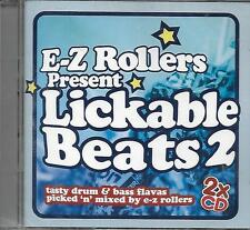 CD Album: E-Z Rollers: Lickable Beats 2. Inter Com. A4
