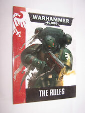 A5 7th Edition Warhammer 40K Softback Rulebook (latest edition)