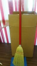 RED TOY BROOM CLEAN KIDS DEVELOPMENTAL FUN PLAY CLEAN GAME/HOTELS & HOUSEKEEPING