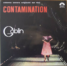 Goblin - Contamination OST LP AMS Cinevox Horror Soundtrack Luigi Cozzi