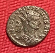 Ancient Roman Aurelianus Bronze Antoninian Coin II.