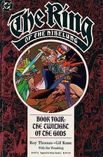 THE RING of the NIBELUNG  BOOK FOUR : THE TWILIGHT OF THE GODS  DC COMICS  nm