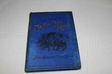 Antique Book The Story of the Red Cross Knight From Spencer's Fairy Queen