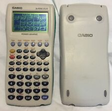 CASIO FX-9750G Plus GRAPHING CALCULATOR Battery POWER GRAPHIC Handheld