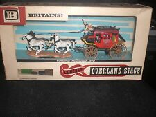 Britains swoppets Concord Overland Stage Coach  # 7615 BOXED , MINT CONTENTS