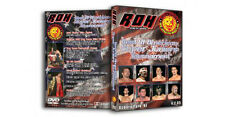 Official ROH - Best of American Super Juniors Tournament Event DVD (Pre-Owned)