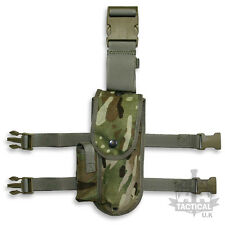MTP / MULTICAM DROP LEG BROWNING PISTOL HOLSTER BRITISH ARMY MILITARY