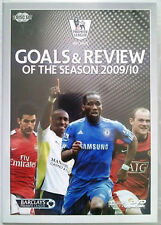 Premier League - Goals Of The Season / Review Of The Season 2009/2010 -NEW - DVD