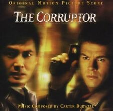 LE CORRUPTEUR (THE CORRUPTOR) MUSIQUE DE FILM - CARTER BURWELL (CD)