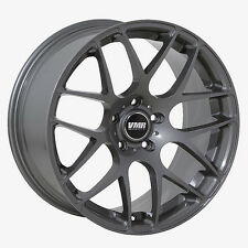 19x8.5 VMR Rims V710 5x112 ET35 Gunmetal Wheels (Set of 4)