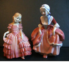 2 ROYAL DOULTON FIGURINES  - GOODY TWO SHOES HN 2037 & ROSE HN 1365