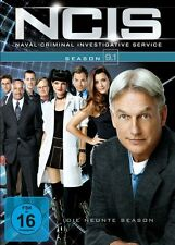 Mark Harmon - NCIS - Season 9.1 [3 DVDs]