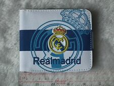kiTki 114x99 Real Madrid canvas wallet football soccer purse fashion souvenior