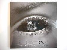 LFDV : JE NE SAIS PAS ( + DVD CLIP ) [ CD ALBUM ] - PORT GRATUIT