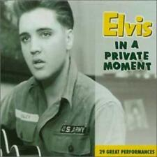 Elvis Presley FTD CD - Elvis In A Private Moment - NEU sealed