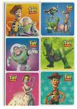 "30 Toy Story Stickers, Assorted 2.5"" x 2.5"" each, Party Favors"