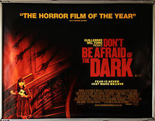 Cinema Poster: DON'T BE AFRAID OF THE DARK 2011 (Quad) Katie Holmes Guy Pearce
