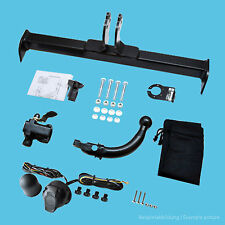 Towbar Detachable + Electric Kit Mercedes M-Class 2005 On W164 164 ML
