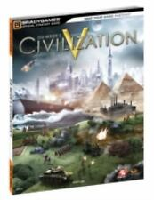 Civilization V Official Strategy Guide (Bradygames Official Strategy Guides) by