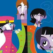 Wall Mural Art Beatles Picasso Large Repositionable Vinyl Interior Decor